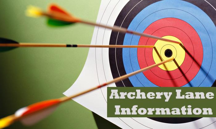 archery lane info